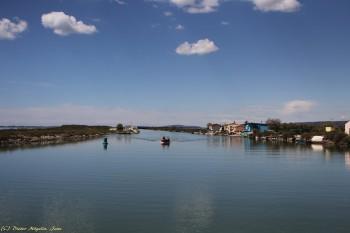 Canal Séte-du-Rhone