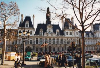 Paris - Rathaus